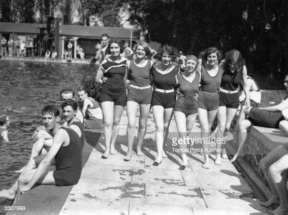 Chiswick Baths Pictures Getty Images