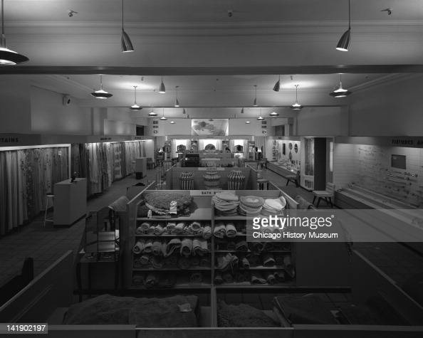 bathroom accessories department at marshall field company pictures getty images