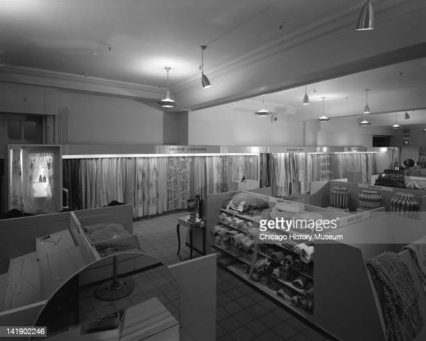 bathroom accessories department at marshall field company bath accessories chicago illinois june 11 1946