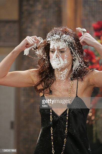WILL GRACE  Bathroom Humor  Episode 11 Pictured Debra Messing as Grace Adler. Chris Rile Stock Photos and Pictures   Getty Images