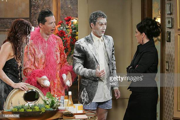 WILL GRACE Bathroom Humor Episode 11 Pictured Debra Messing as Grace Adler  Sean Hayes  Nup. Will And Grace Bathroom Humor