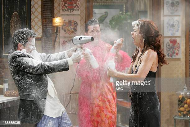 WILL GRACE 'Bathroom Humor' Episode 11 Pictured Eric McCormack as Will Truman Sean Hayes as Jack McFarland Debra Messing as Grace Adler