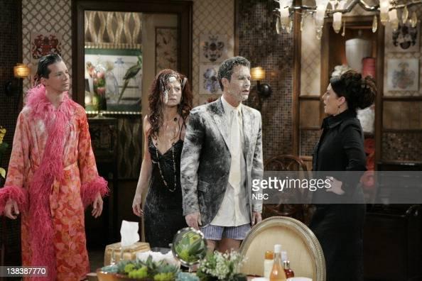 WILL GRACE Bathroom Humor Episode 11 Pictured Sean Hayes as Jack McFarland  Debra Messing  Chris. Will And Grace Bathroom Humor