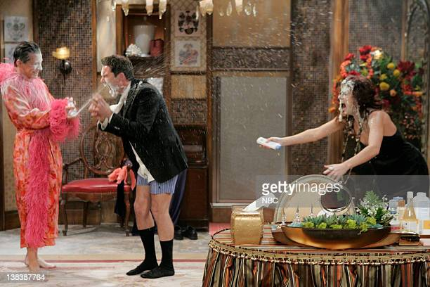 WILL GRACE  Bathroom Humor  Episode 11 Pictured Sean Hayes as Jack  McFarland Eric McCormack. Things Only Get Done By Fighting Stock Photos and Pictures   Getty