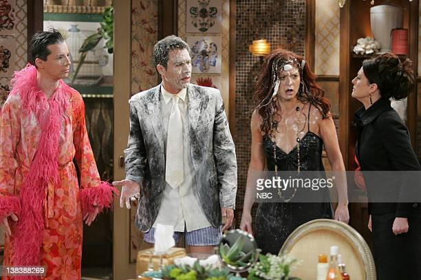 WILL GRACE  Bathroom Humor  Episode 11 Pictured Sean Hayes as Jack  McFarland Eric McCormack. Will Grace Stock Photos and Pictures   Getty Images