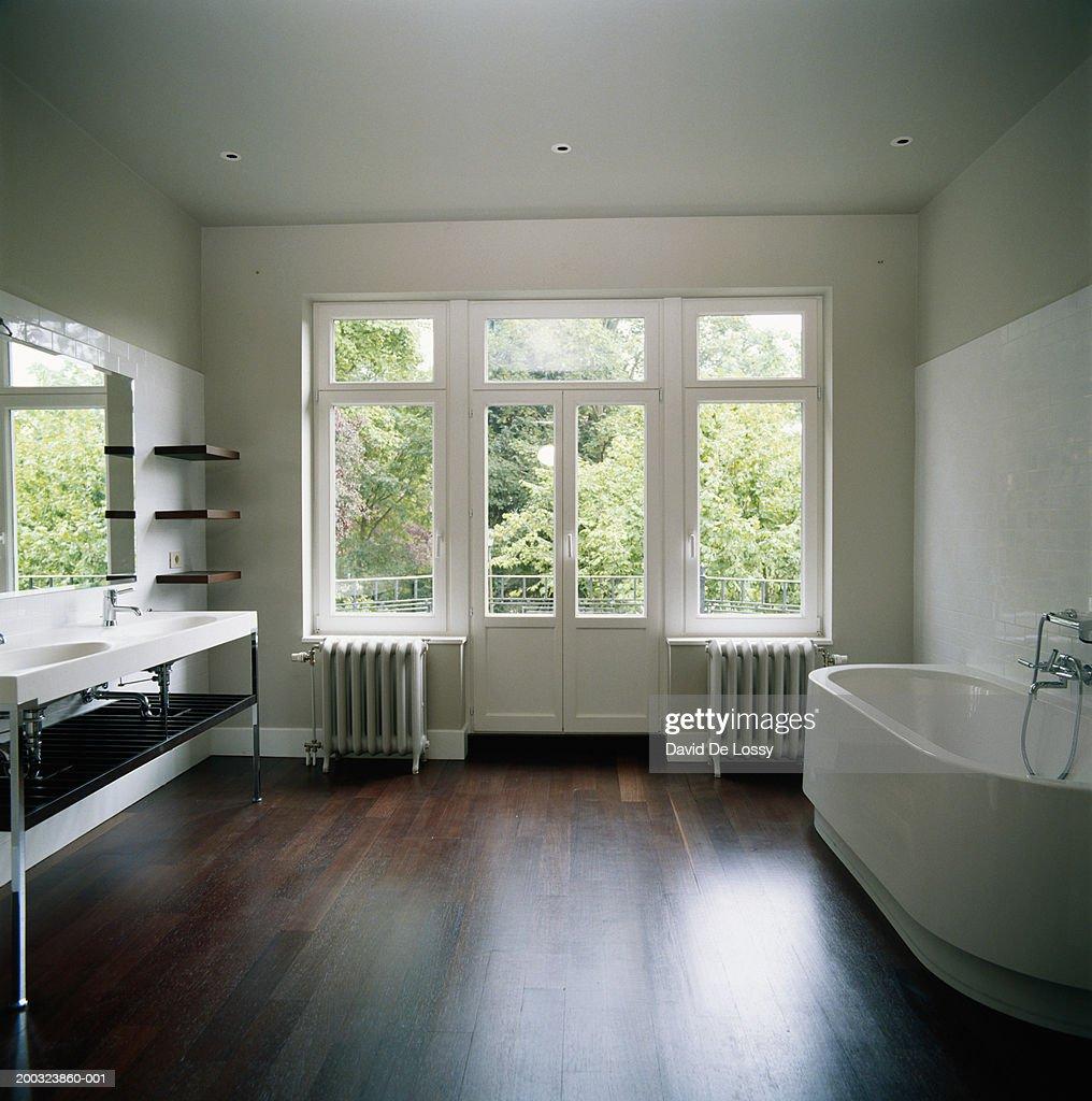Bathroom interiors : Stock Photo