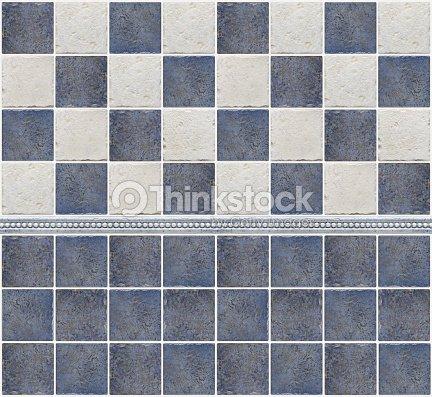 Con azulejos de mosaico ba o de m rmol foto de stock for Azulejos de marmol