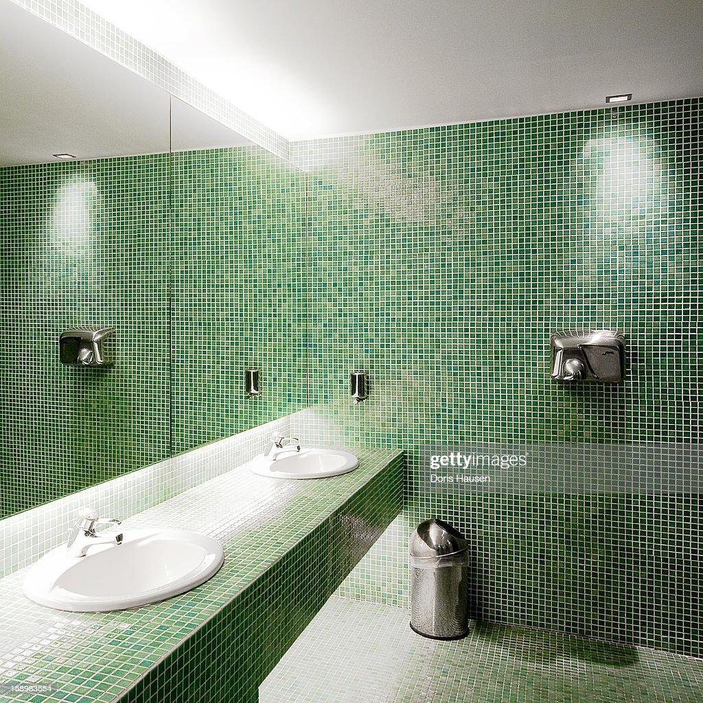 Bathroom : Stock Photo