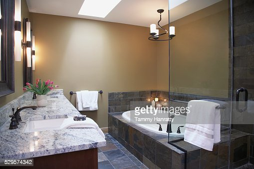 Bathroom : Stock Photo