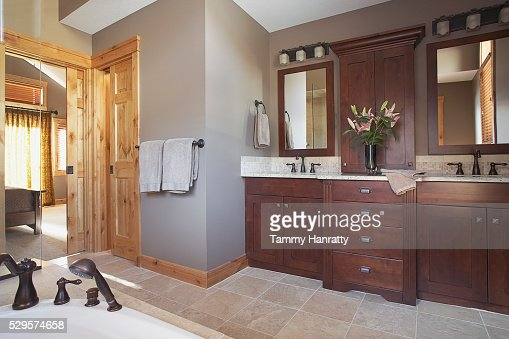 Bathroom : Stockfoto