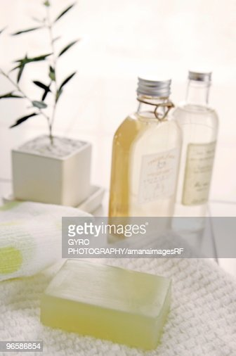 Bathroom Products : Foto stock