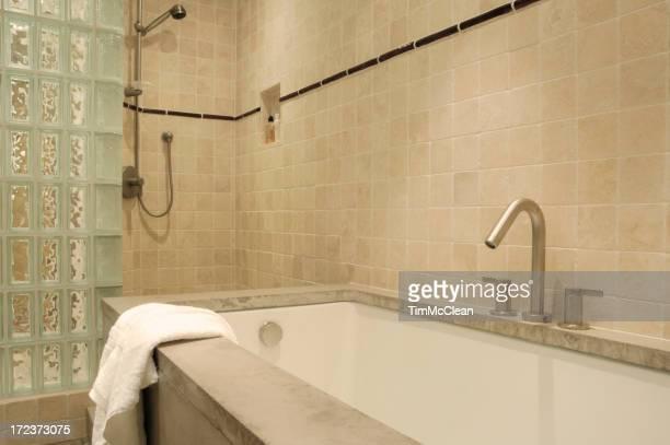 Cadre de la salle de bains