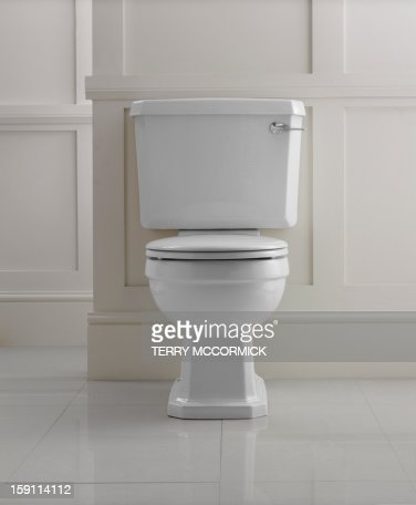 Bathroom toilet