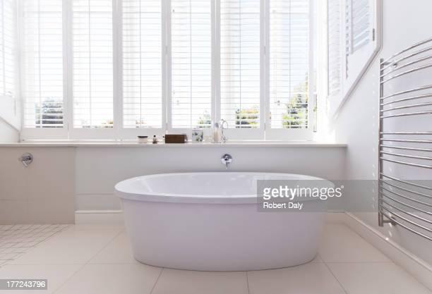 Moderna vasca in bagno
