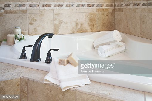 Bathtub : Stock Photo