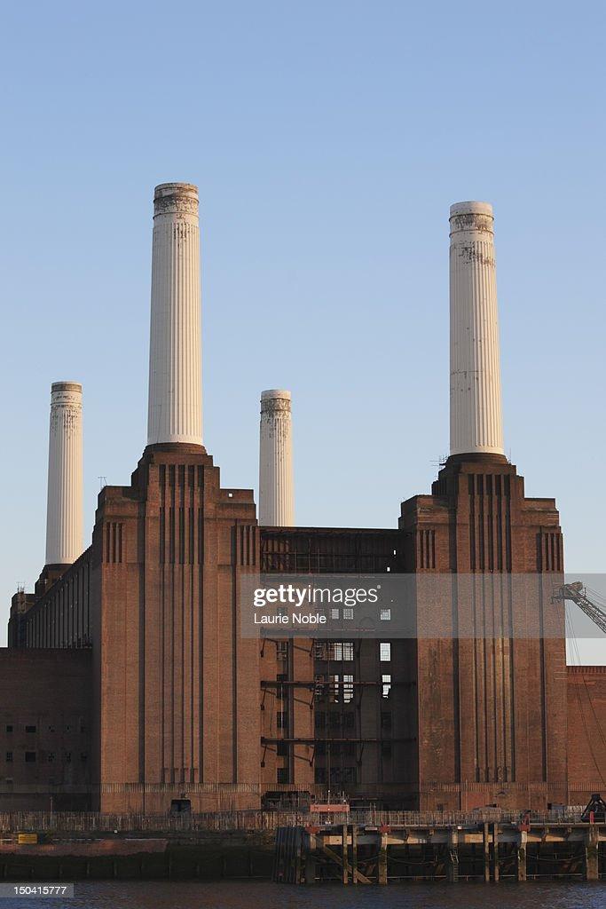 Battersea Power Station, London, England