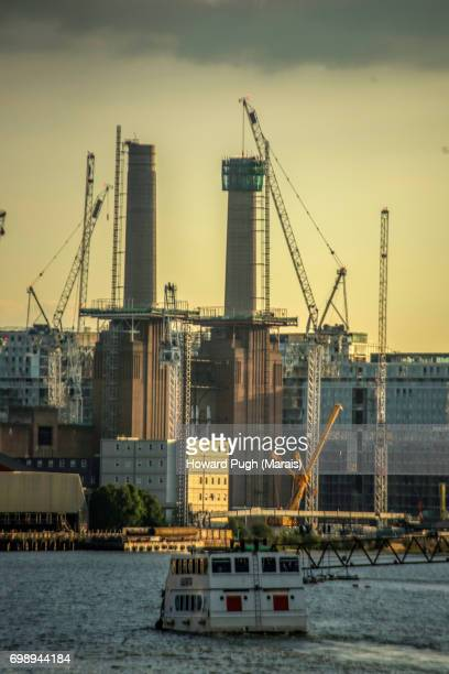 Battersea Power Station Upon Thames