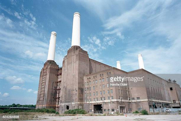Battersea Power Stationwhich was built in 1930 bySir Giles Gilbert ScottIt was given a grade II listing in 1980 but has been derelict ever sinceThere...