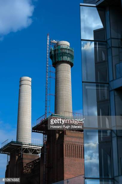 Battersea Towers Power Station: The Tideway Project