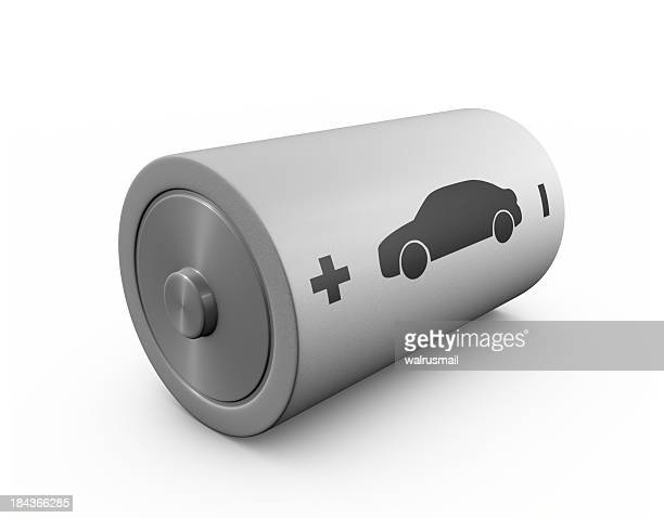 Battery for electric car