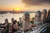 Battery Park City WFC New York City
