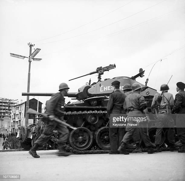 Battle Of Algiers In 1957