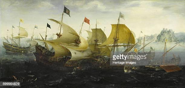 Battle of Cadiz 1608 Found in the collection of Rijksmuseum Amsterdam Artist Aert Anthonisz