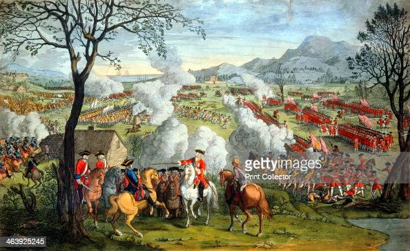Battle of Culloden 16 April 1746 Culloden was the last battle of the 1745 Jacobite rising under Charles Edward Stuart the Young Pretender The English...