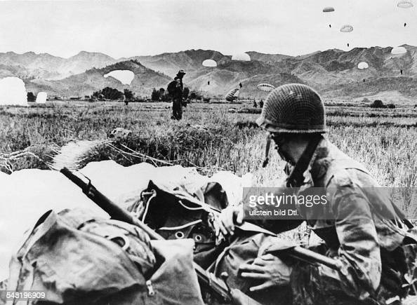 French defeated at Dien Bien Phu