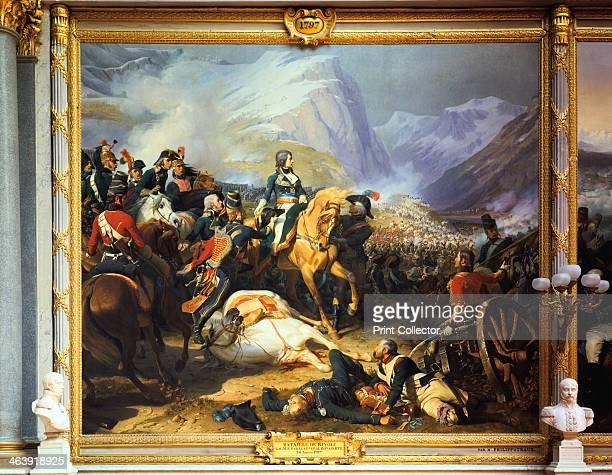 'Battle of Rivoli won by the Emperor Napoleon I' 14 January The battle of Rivoli in northern Italy occurred as Austria's General Alvintzy made his...