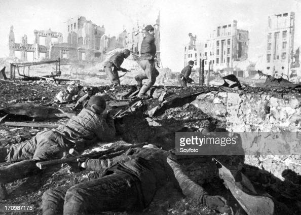 Battle of stalingrad november 1942