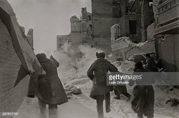 the battle of the stalingrad as the decisive battle of world war ii Would you say that the battle of stalingrad was the decisive battle of world war ii.