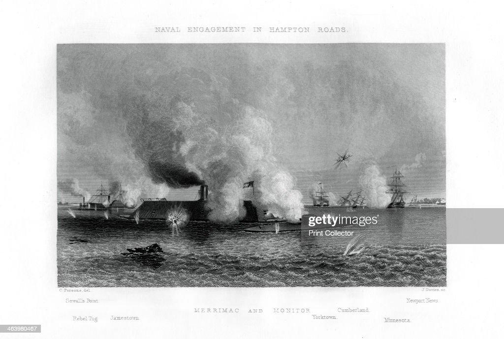 The Battle of Hampton Roads: Then & Now