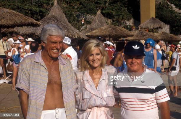 'Battle of the Network Stars' 5/23/85 on the ABC Television Network competition 'Battle of the Network Stars' talent DICK VAN DYKE JOAN VAN ARK EARL...