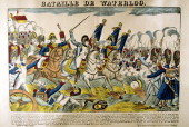 'Battle of Waterloo' 18 June 1815 One of the most decisive battles of the Napoleonic Wars Waterloo was fought in a small area on the main road...