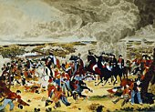 Battle of Waterloo, 18 June 1815
