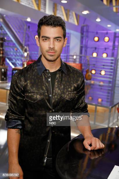 THE VOICE 'Battle Reality' Pictured Joe Jonas