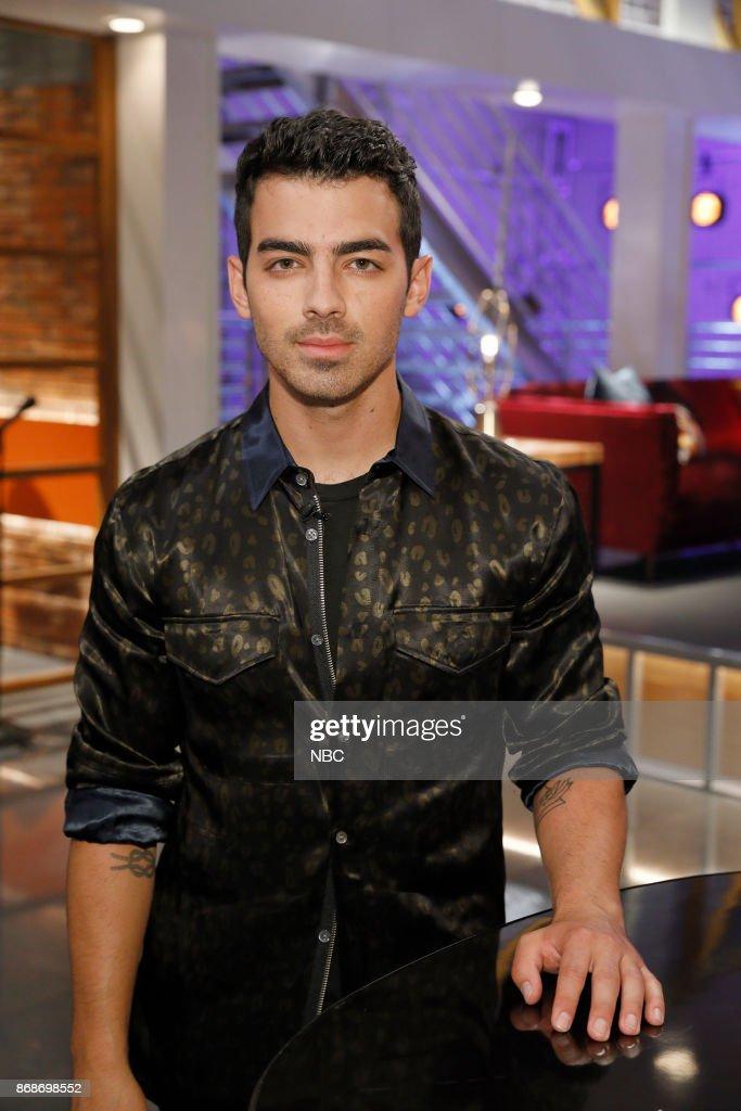 THE VOICE -- 'Battle Reality' -- Pictured: Joe Jonas --