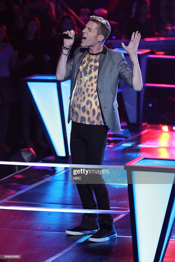 THE VOICE -- 'Battle Rounds' Episode 507 -- Pictured: Nic Hawk --