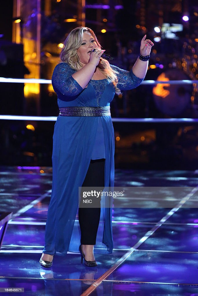 THE VOICE -- 'Battle Rounds' Episode 507 -- Pictured: Shelbie Z. --