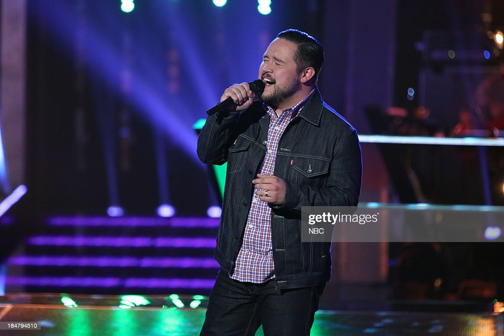 THE VOICE -- 'Battle Rounds' Episode 508 -- Pictured: Lupe Carroll --