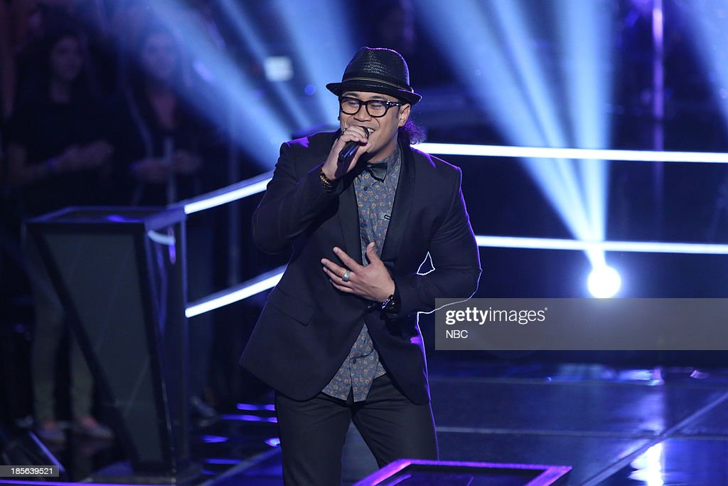 THE VOICE -- 'Battle Rounds' Episode 510 -- Pictured: Barry Black --
