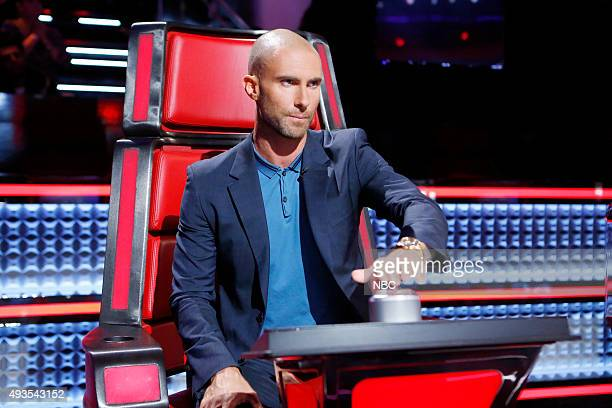 THE VOICE 'Battle Rounds' Pictured Adam Levine