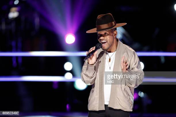 THE VOICE 'Battle Rounds' Pictured Kawan DeBose