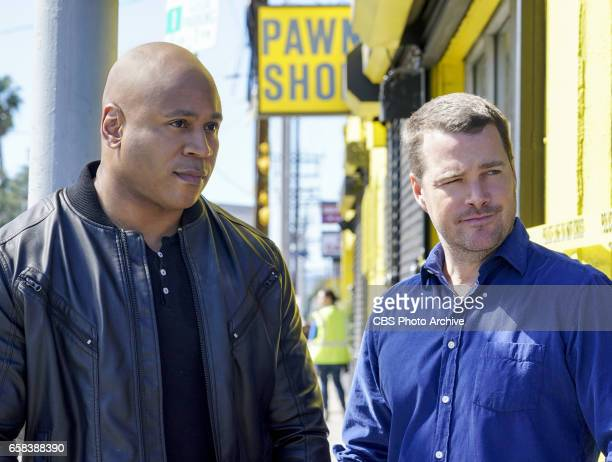 'Battle Scars' Pictured LL COOL J and Chris O'Donnell After a highly decorated Navy Captain Charles Langston kidnaps a Veterans Affairs administrator...