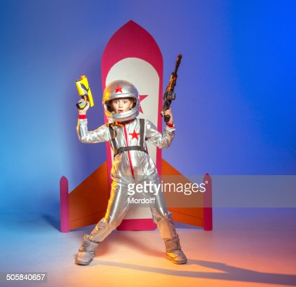 バトル・ウォリアーロシアの宇宙飛行士