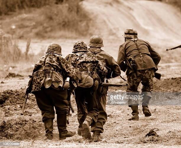 WW2 Battlefield.