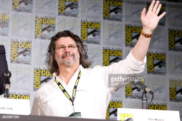 DIEGO 'Battlestar Galactica Reunion Panel' Pictured Ron Moore
