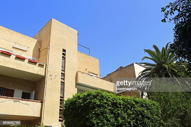 Bauhaus building near Sderot Rothschild boulevard