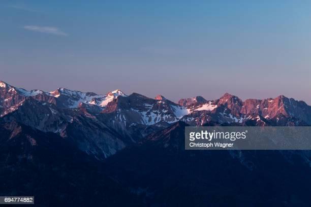 Bavaria Alps - Herzogstand